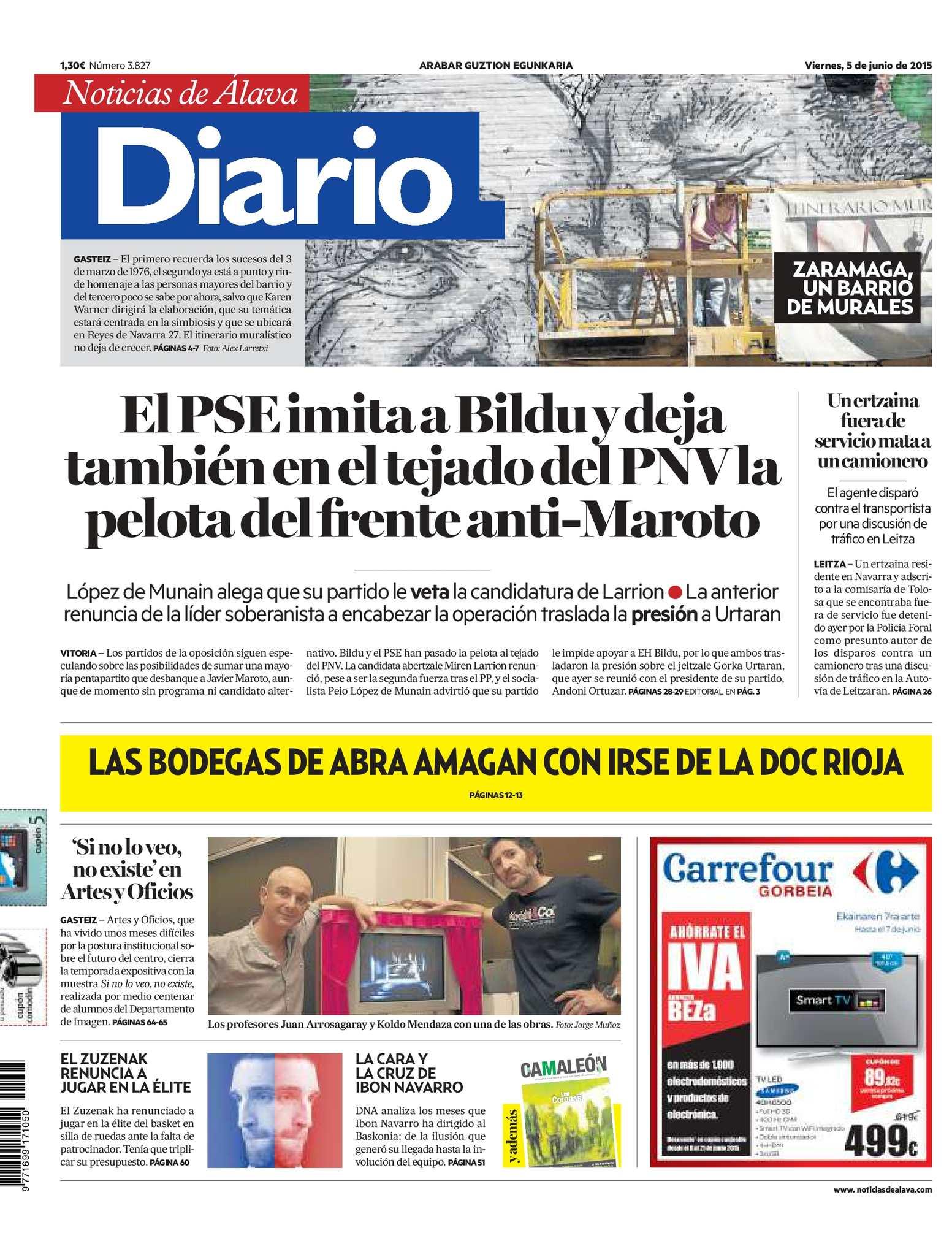 Diario 20150605 Noticias Álava Calaméo De 0wPknO