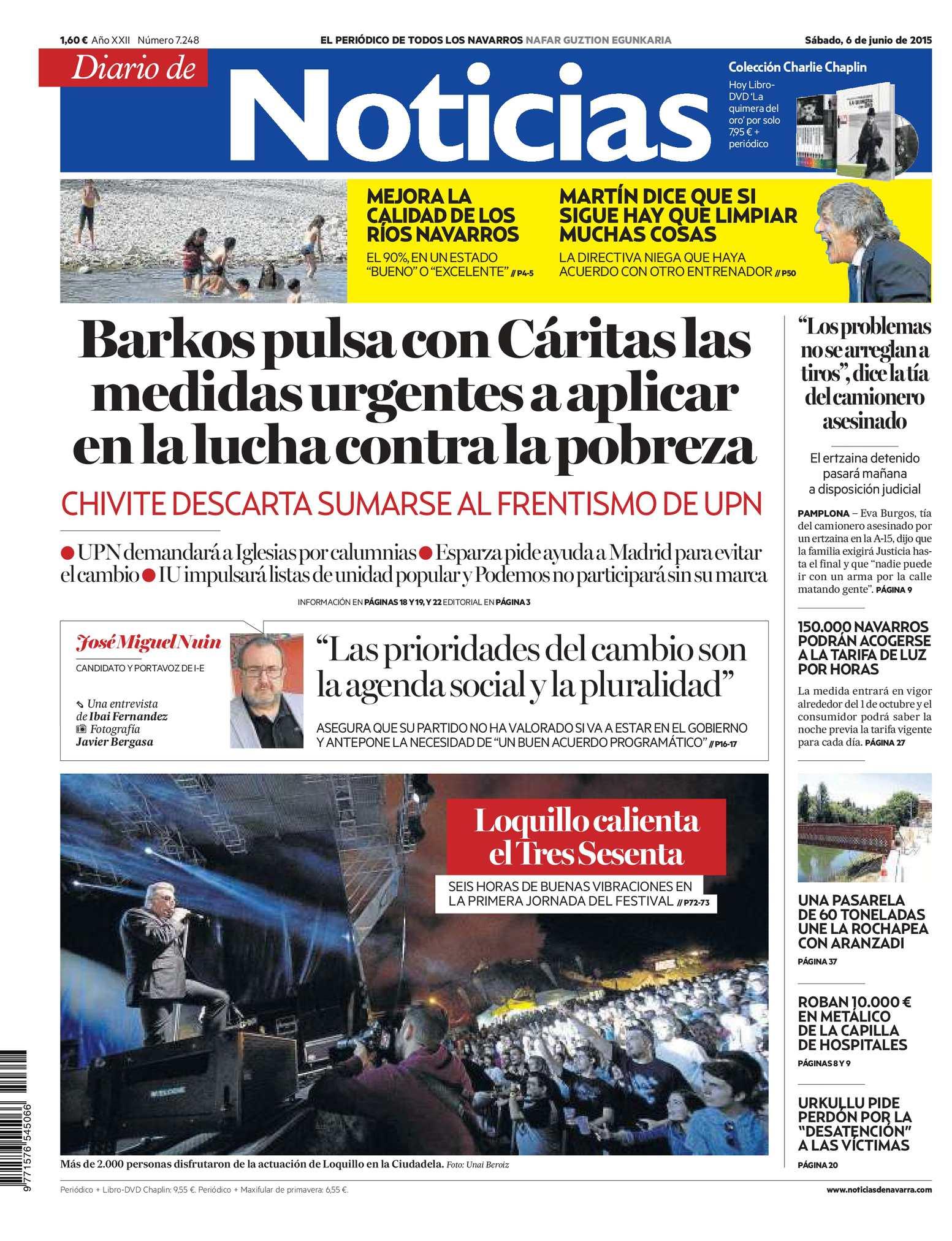 12b796605d Calaméo - Diario de Noticias 20150606