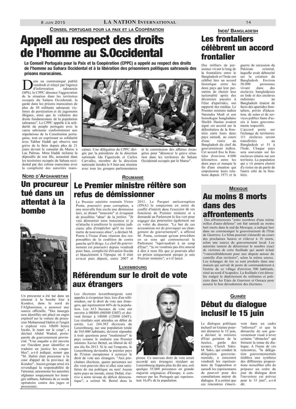 Rencontre homme franco-portugais