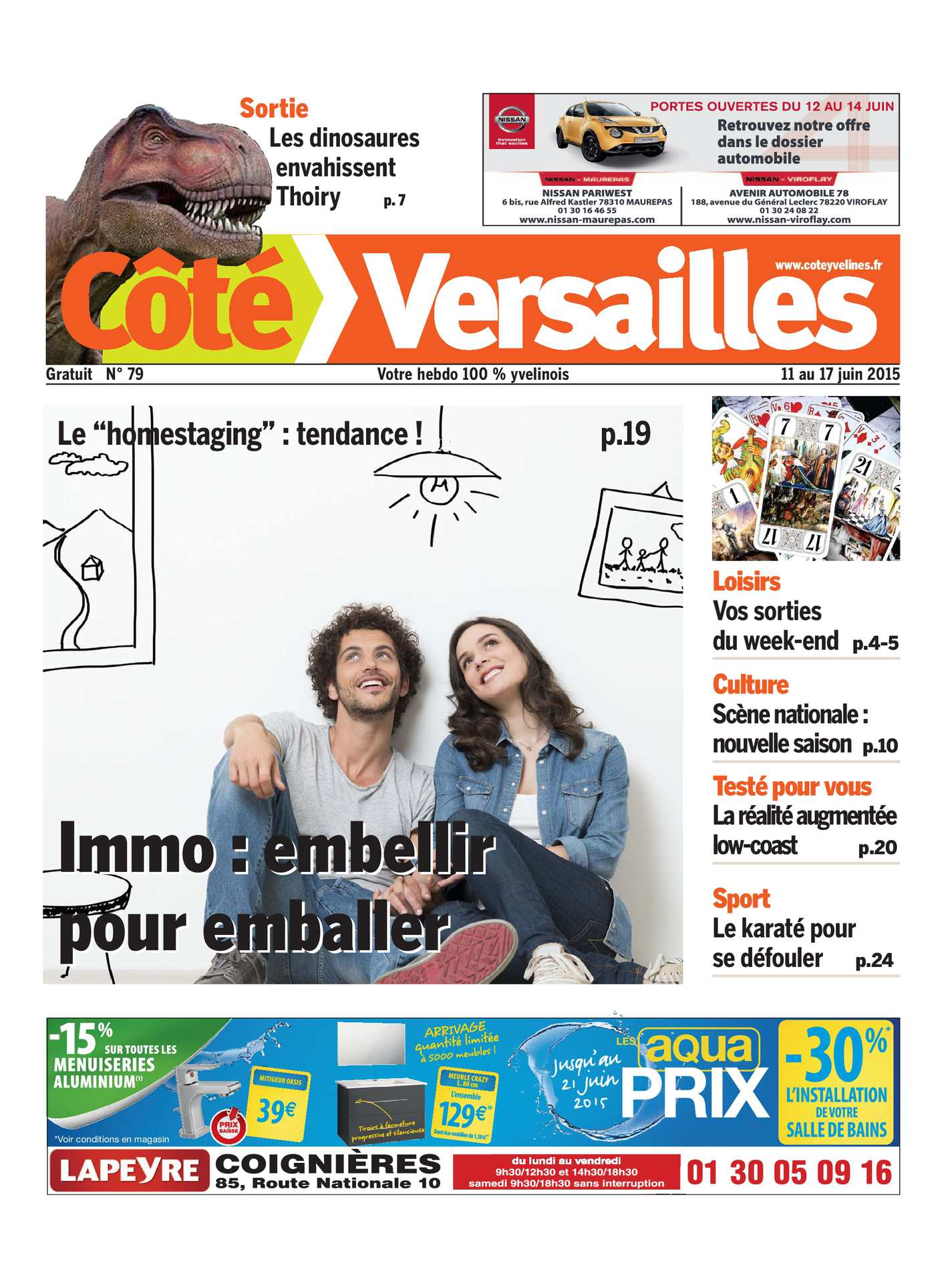 Calaméo - Côté Versailles N°79