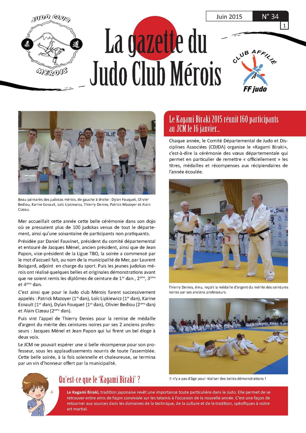 Calaméo - Gazette Judo Club Mérois - Juin 2015 fac24d2968f