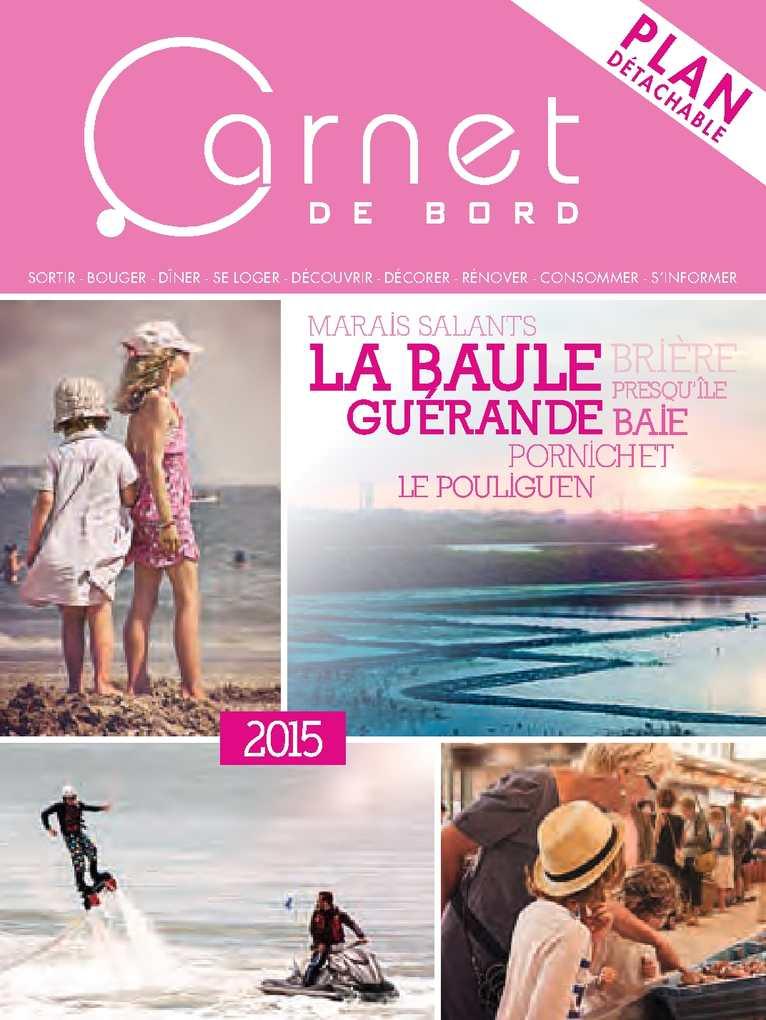 Calaméo Carnet de bord Le Pouliguen Guérande La