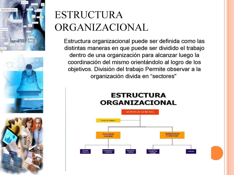Calaméo Estructura Organizacional De Una Empresa