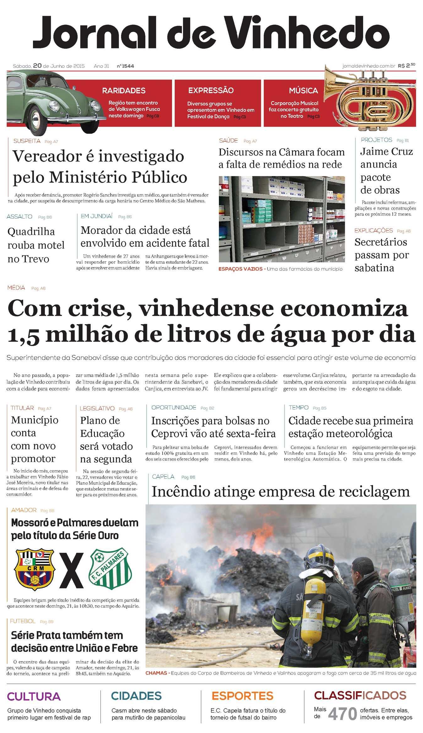 b1eec13455 Calaméo - Jornal De Vinhedo Sábado