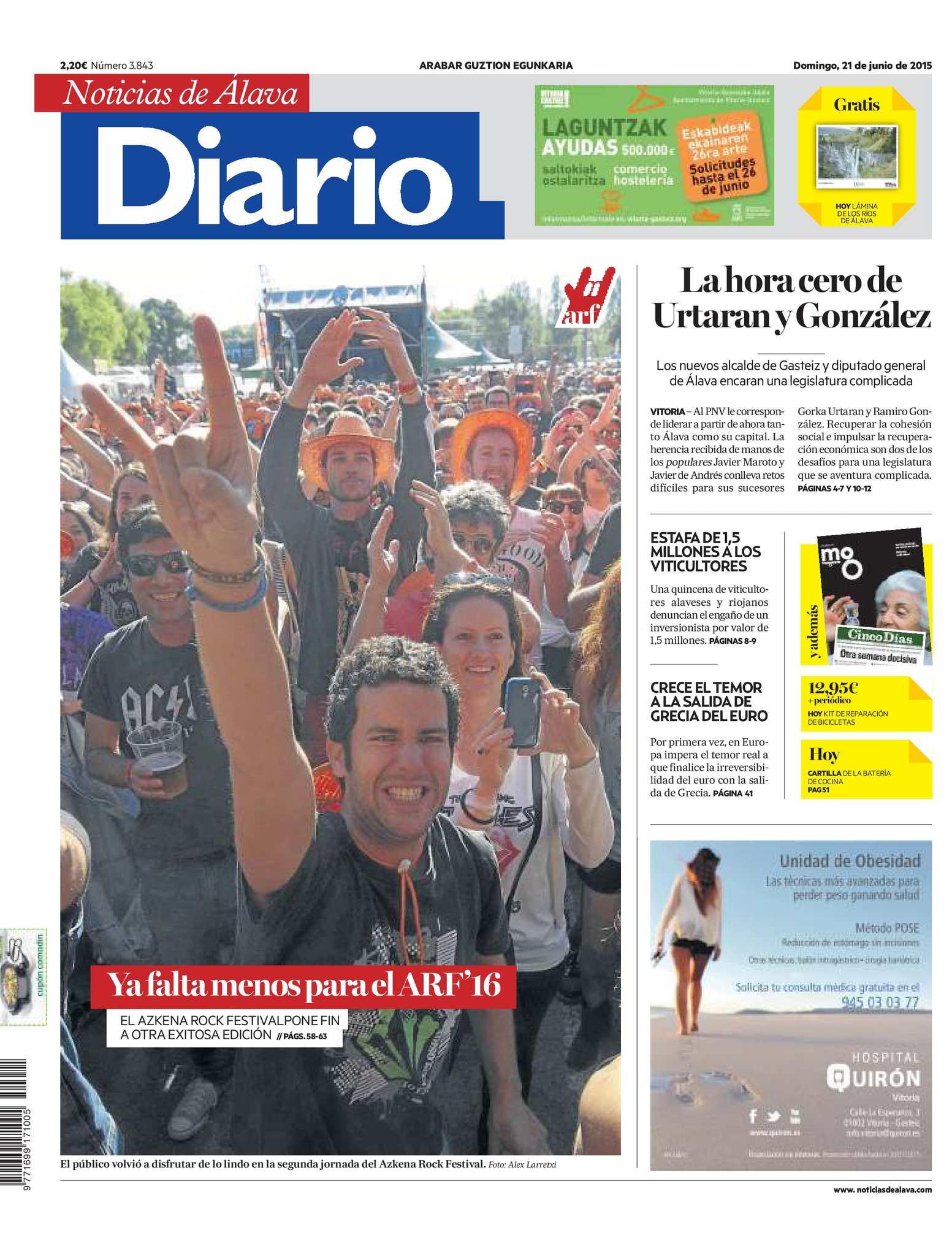 Calaméo - Diario de Noticias de Álava 20150621 88d88602cab