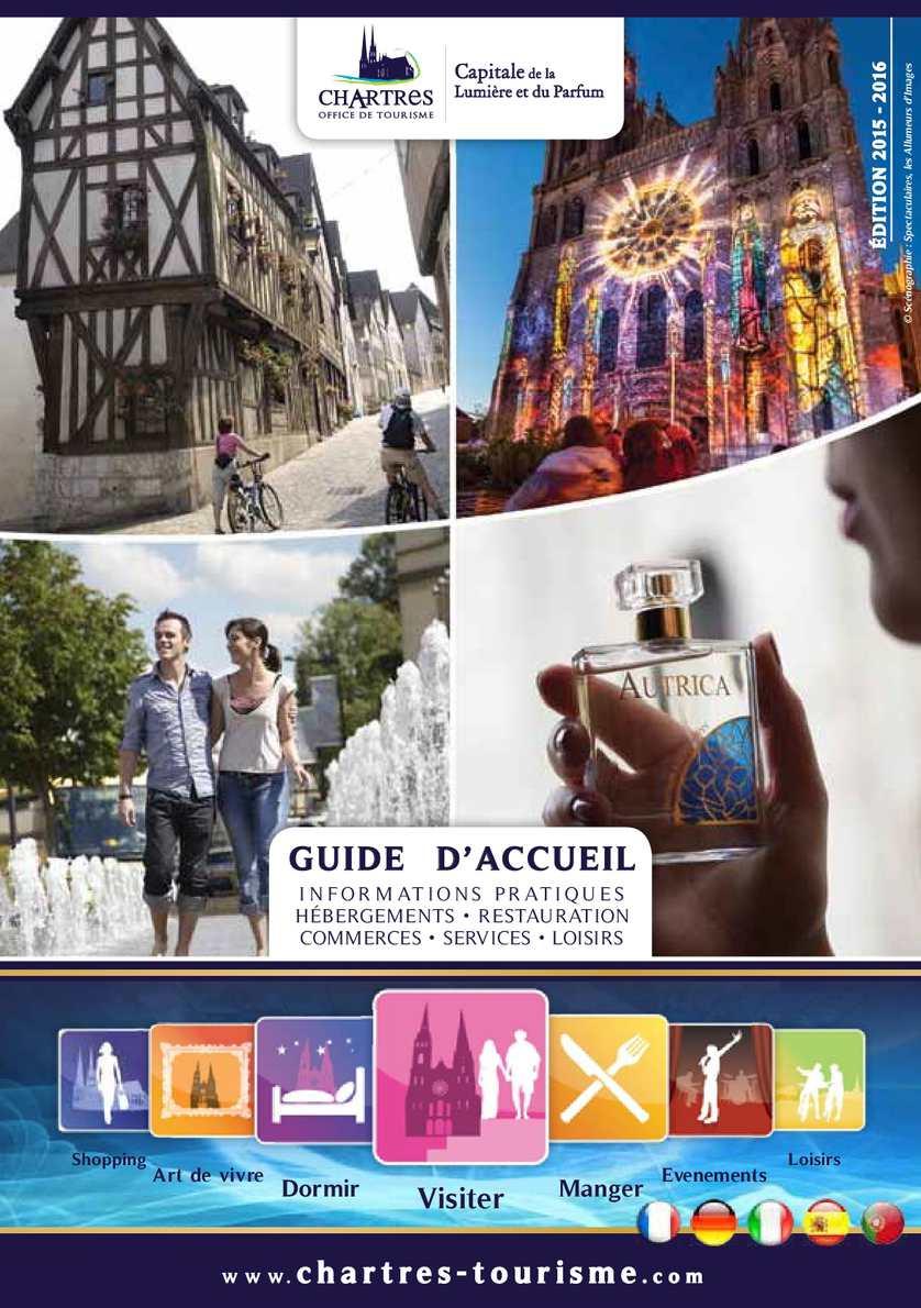 Chartres Guide Calaméo Calaméo D'accueil Guide Chartres 2015 D'accueil OXlZTPwuki