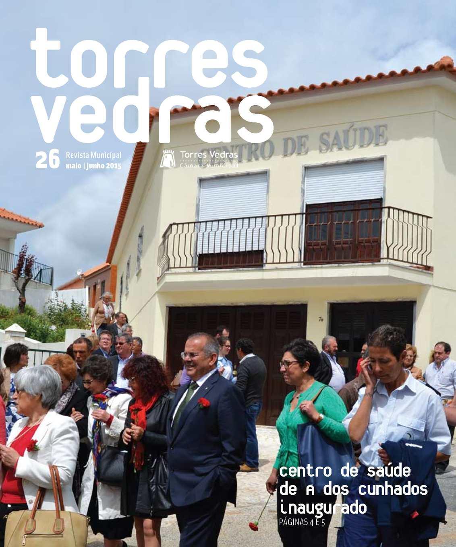 f8ba23681 Calaméo - Revista Municipal Torres Vedras nº26 - maio junho 2015