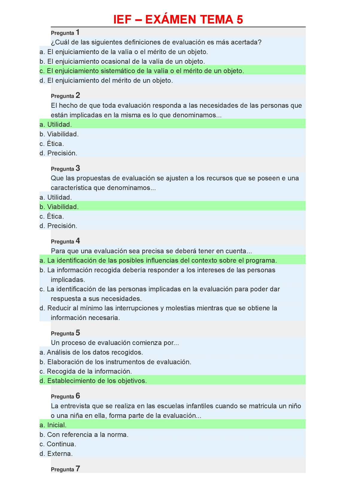 Examen de tenă, BVAU | RO, GL |