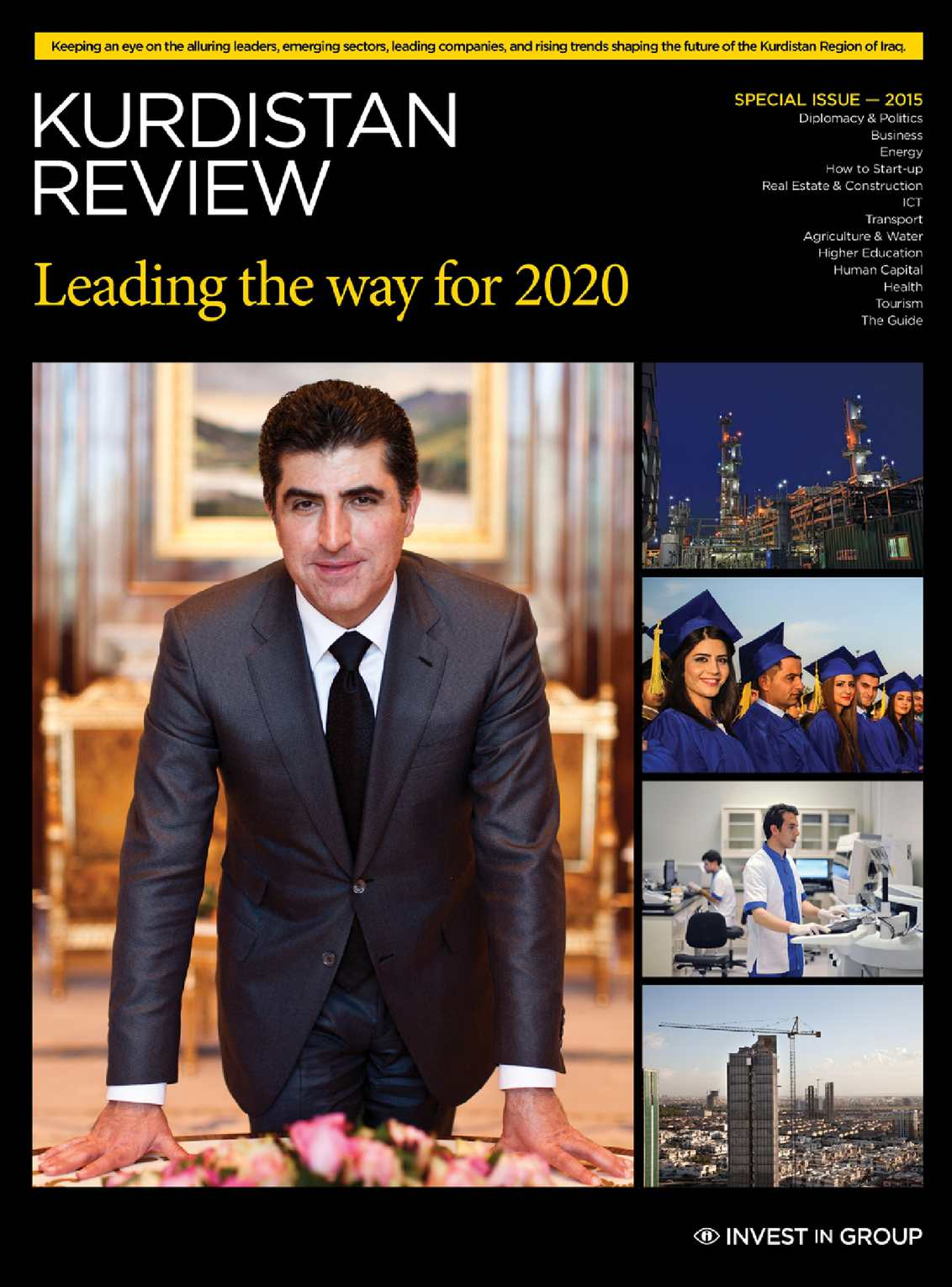 Calaméo - Kurdistan Review - Leading The Way For 2020