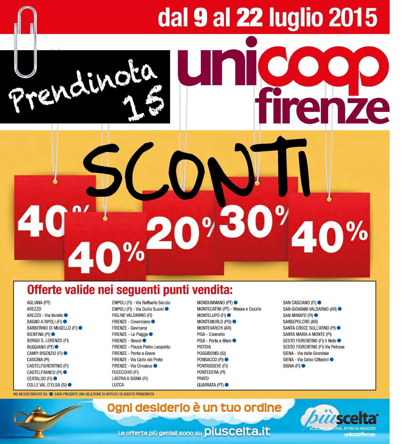 c229b5bb2a Calaméo - Volantino Uni Coop Firenze Dal 9 Al 22 Luglio