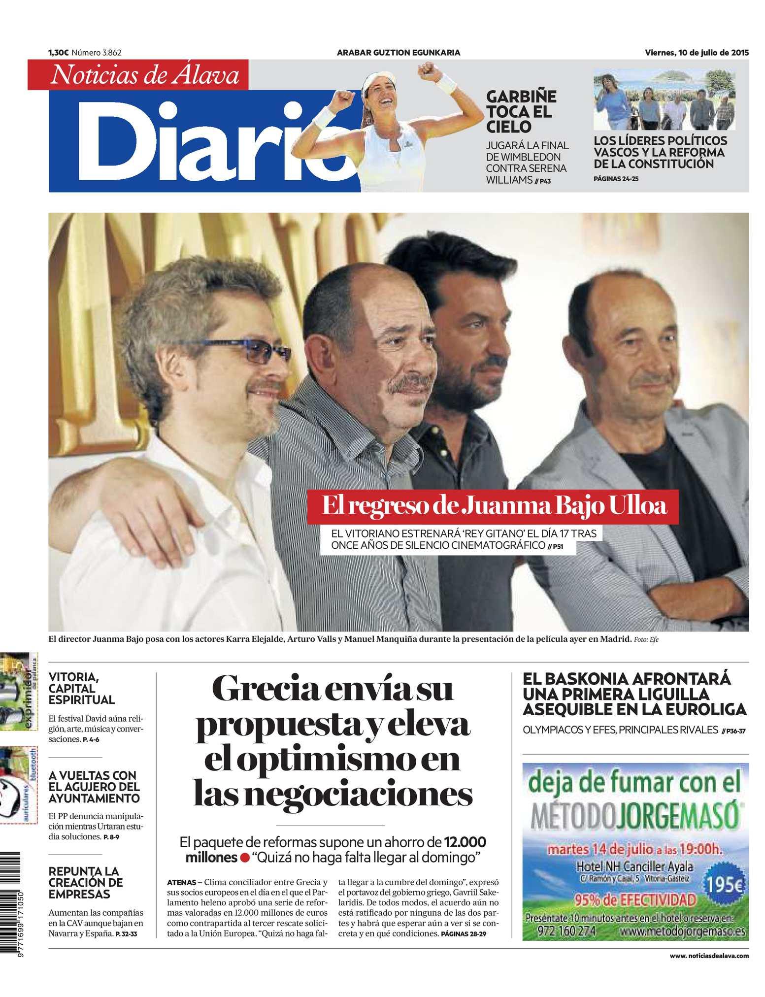 Calaméo - Diario de Noticias de Álava 20150710 d67fab0eda267