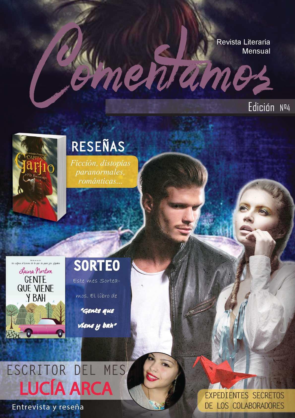 Calaméo - Revista Comentamos Julio 2015 (Pdf)