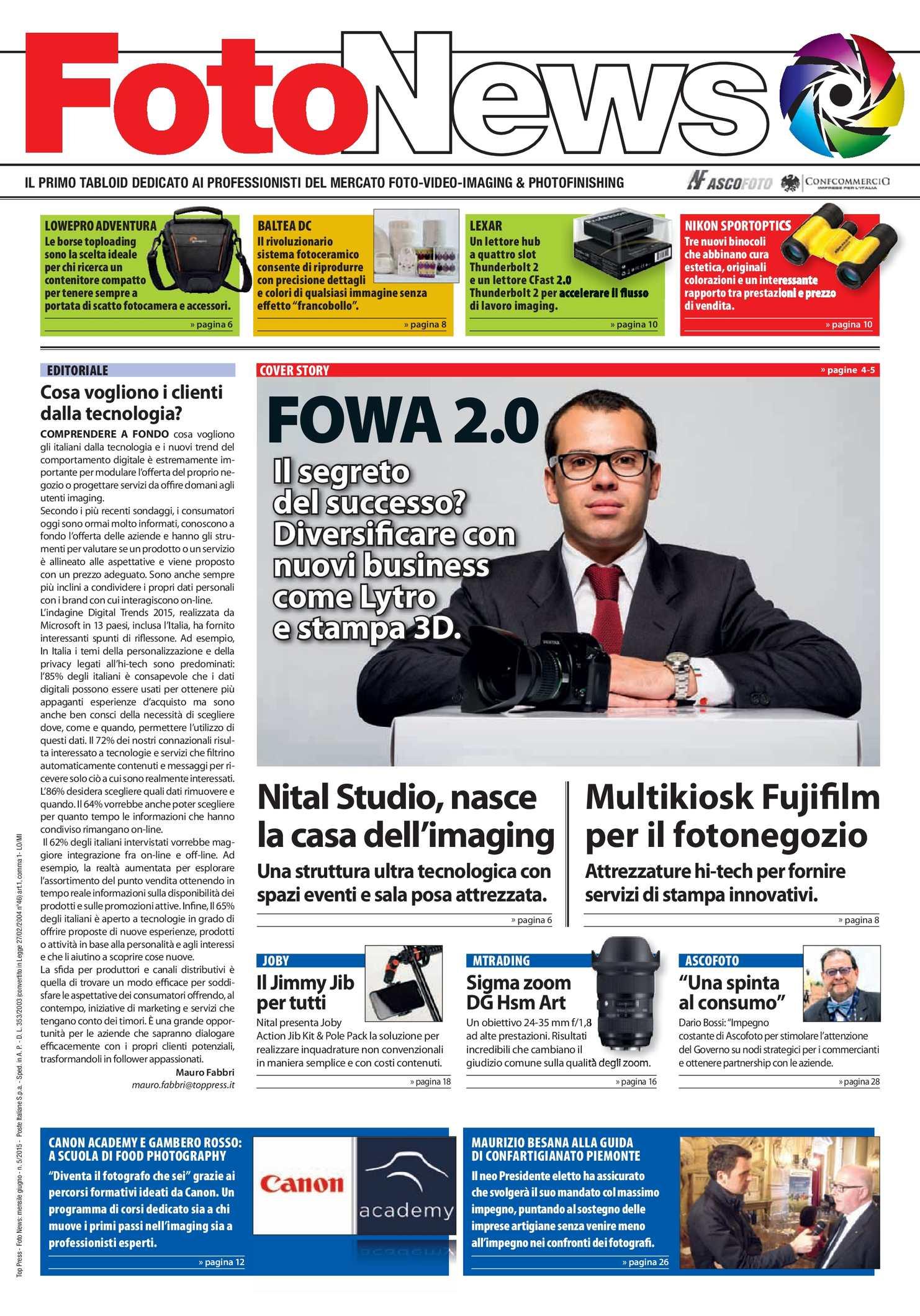 Fotonews 05/2015