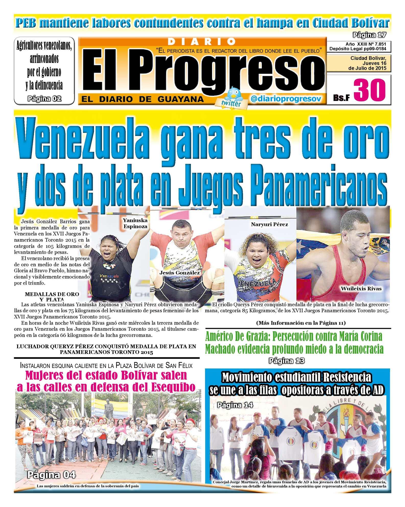 Calaméo - DiarioelprogresoEDICIÓNDIGITAL 16-07-2015 bac704112a6
