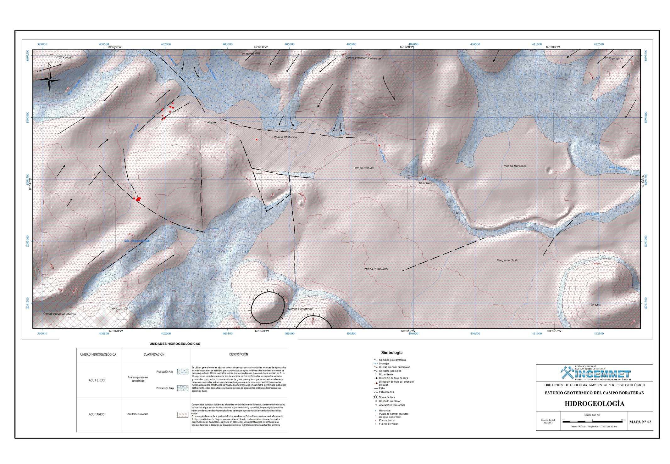 Calameo Mapa 3 Hidrogeologico Fin Bor