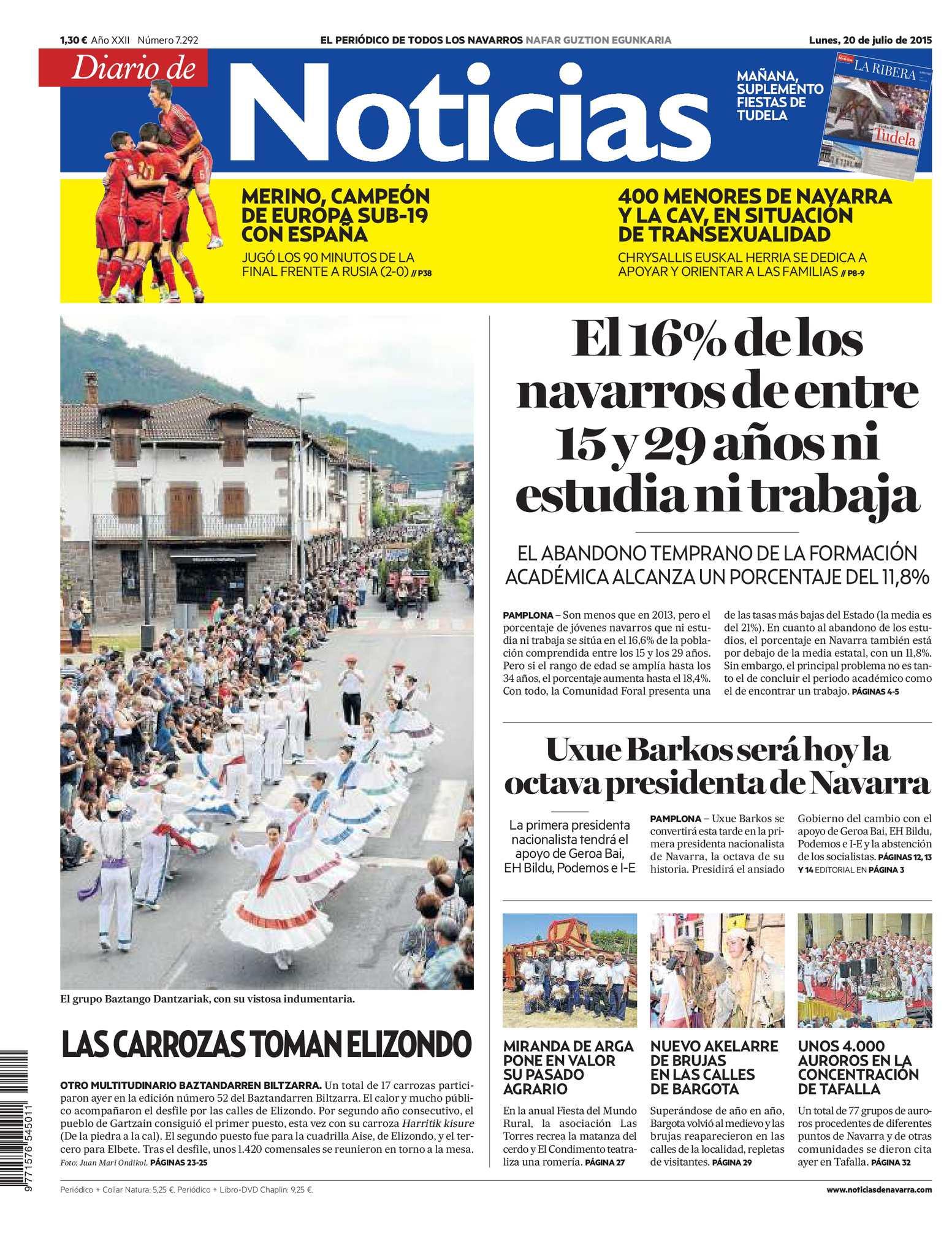 Calaméo Diario de Noticias 20150720