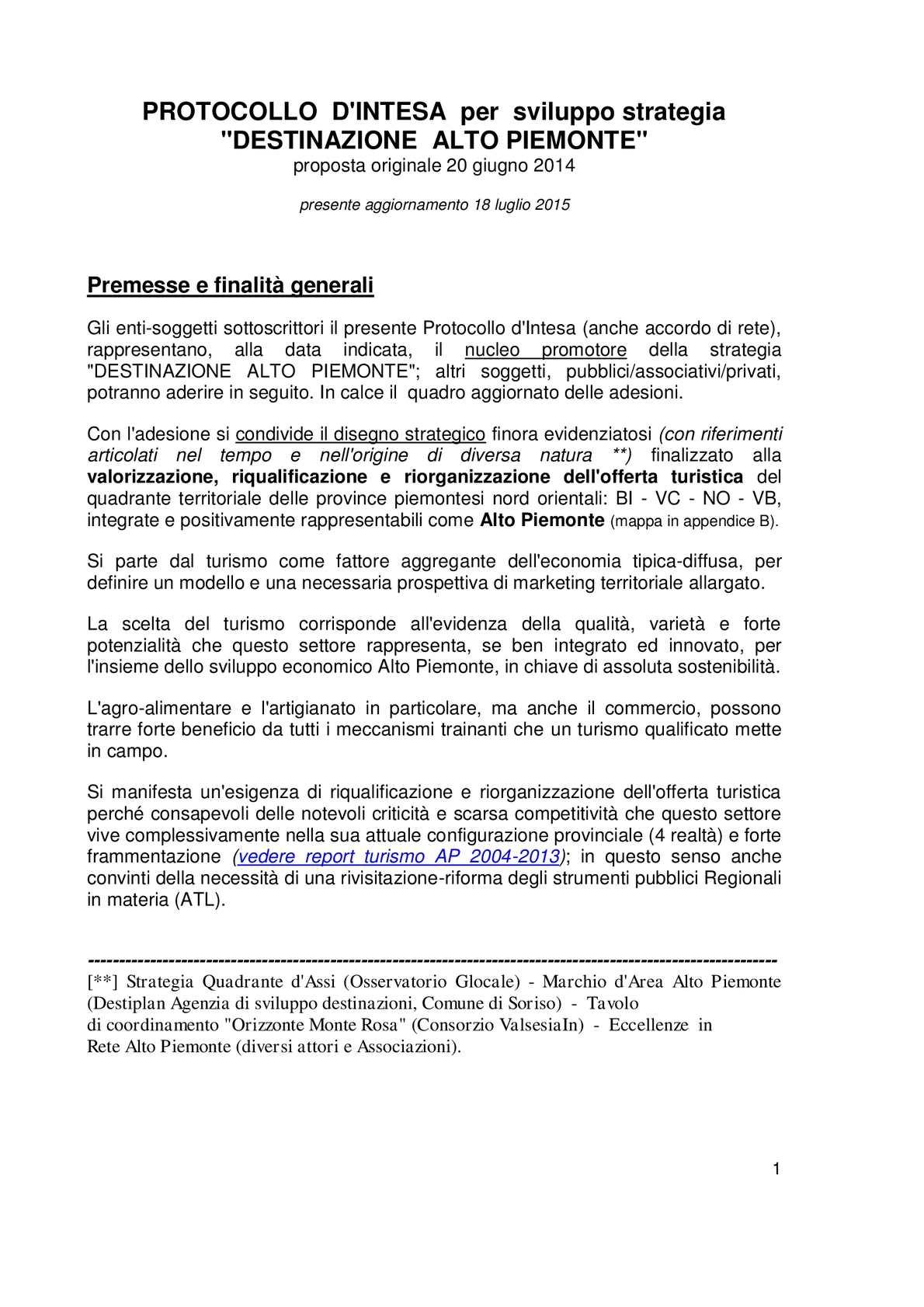 Calaméo - Protocollo d'Intesa luglio 2015