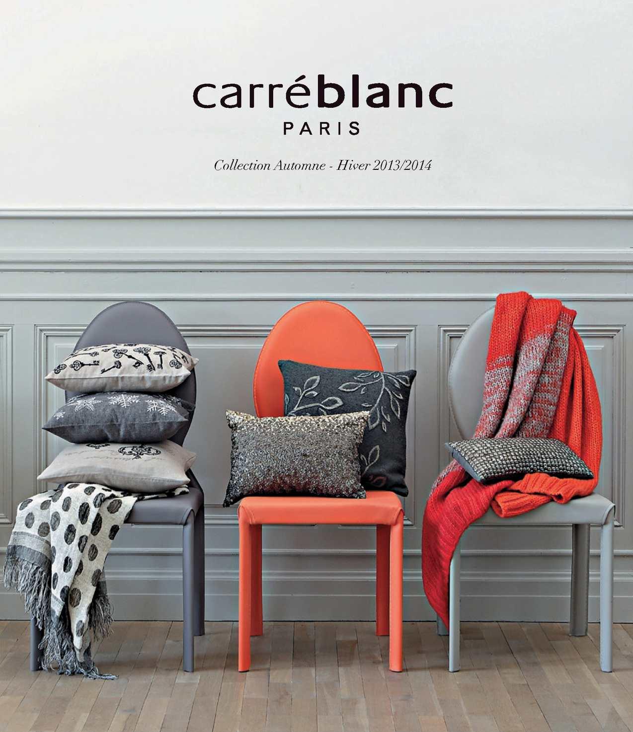 calam o collection automne hiver 2013 par carr blanc. Black Bedroom Furniture Sets. Home Design Ideas