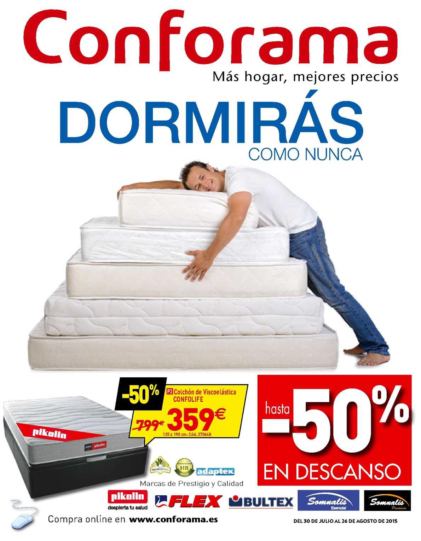 Calameo Conforama 30 De Julio A 26 De Agosto 2015