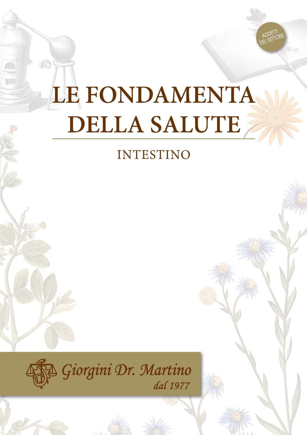 Calaméo - Intestino. LE FONDAMENTA DELLA SALUTE 910413758127