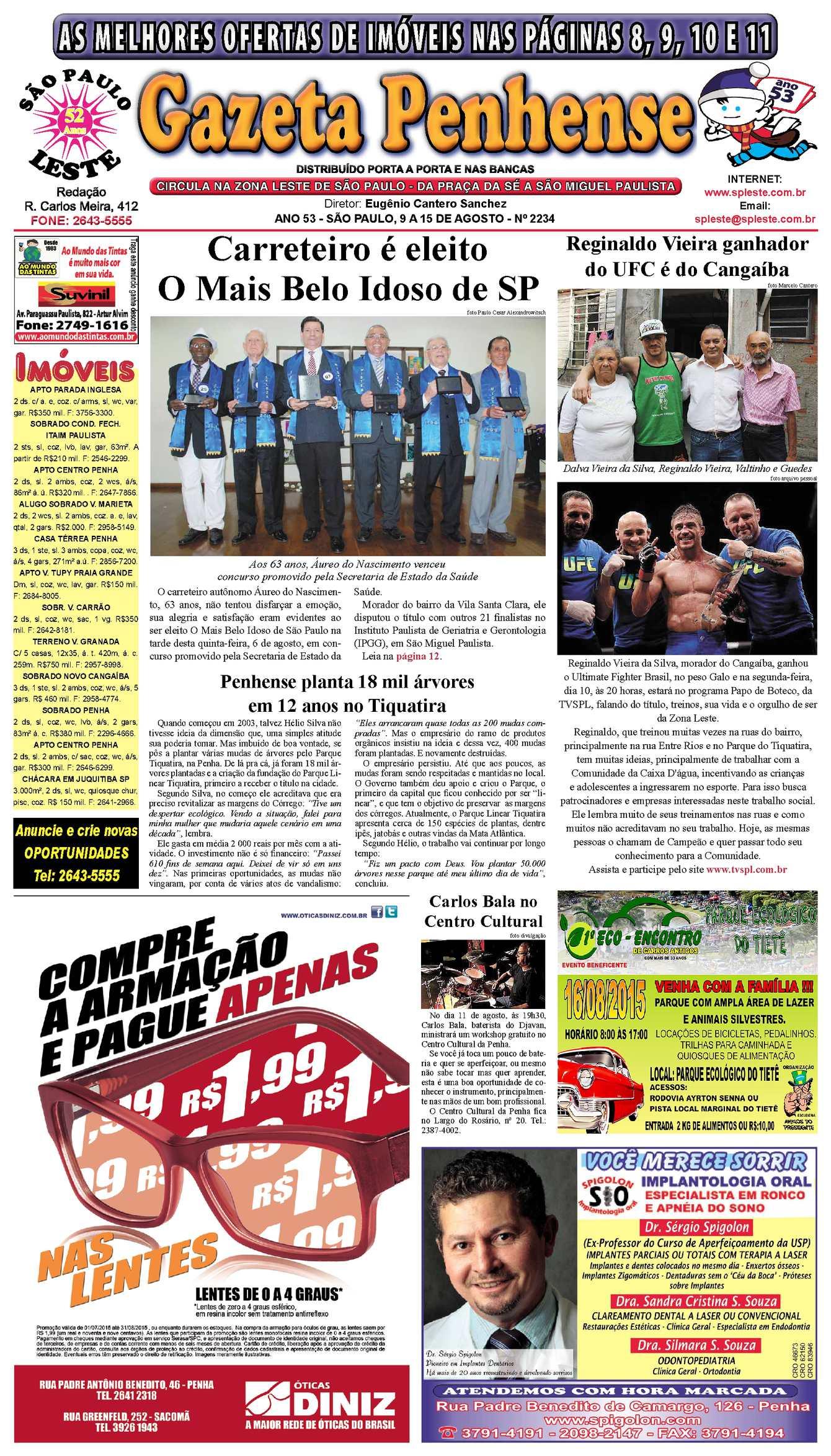 7f4f5951e5417 Calaméo - Gazeta Penhense - edição 2234 - 9 a 15 08 15