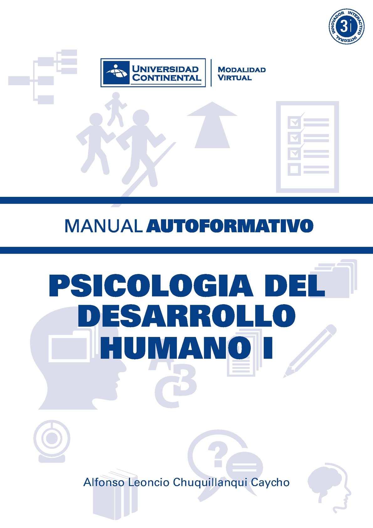 A0395 Psicologia Del Desarrollo I MAU01