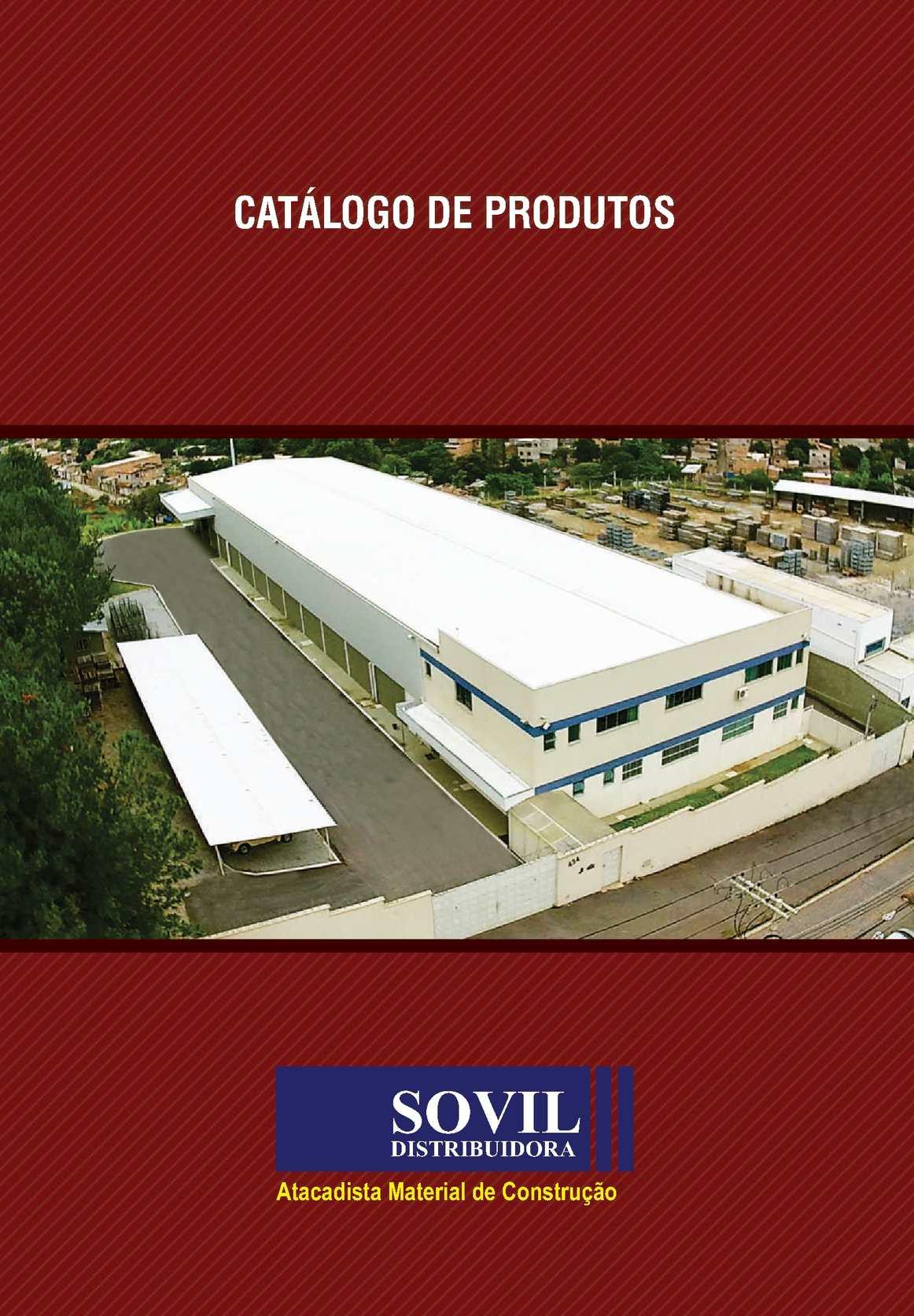 c139d7da5 Calaméo - Catalogo Sovil Distribuidora 2015 Ok