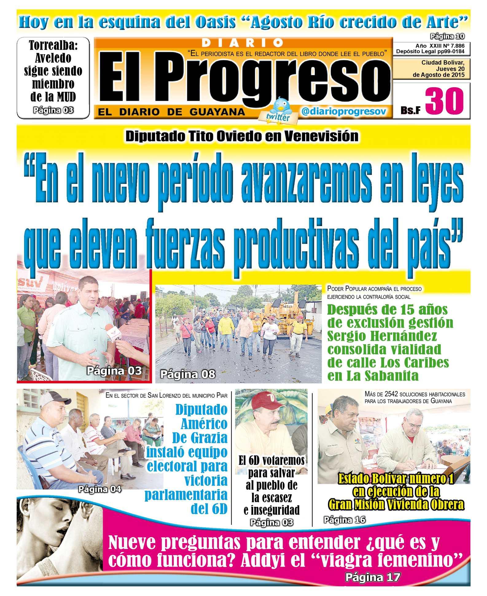 Calaméo - DiarioelprogresoEDICIÓNDIGITAL 20-08-2015 4653fbbb66a