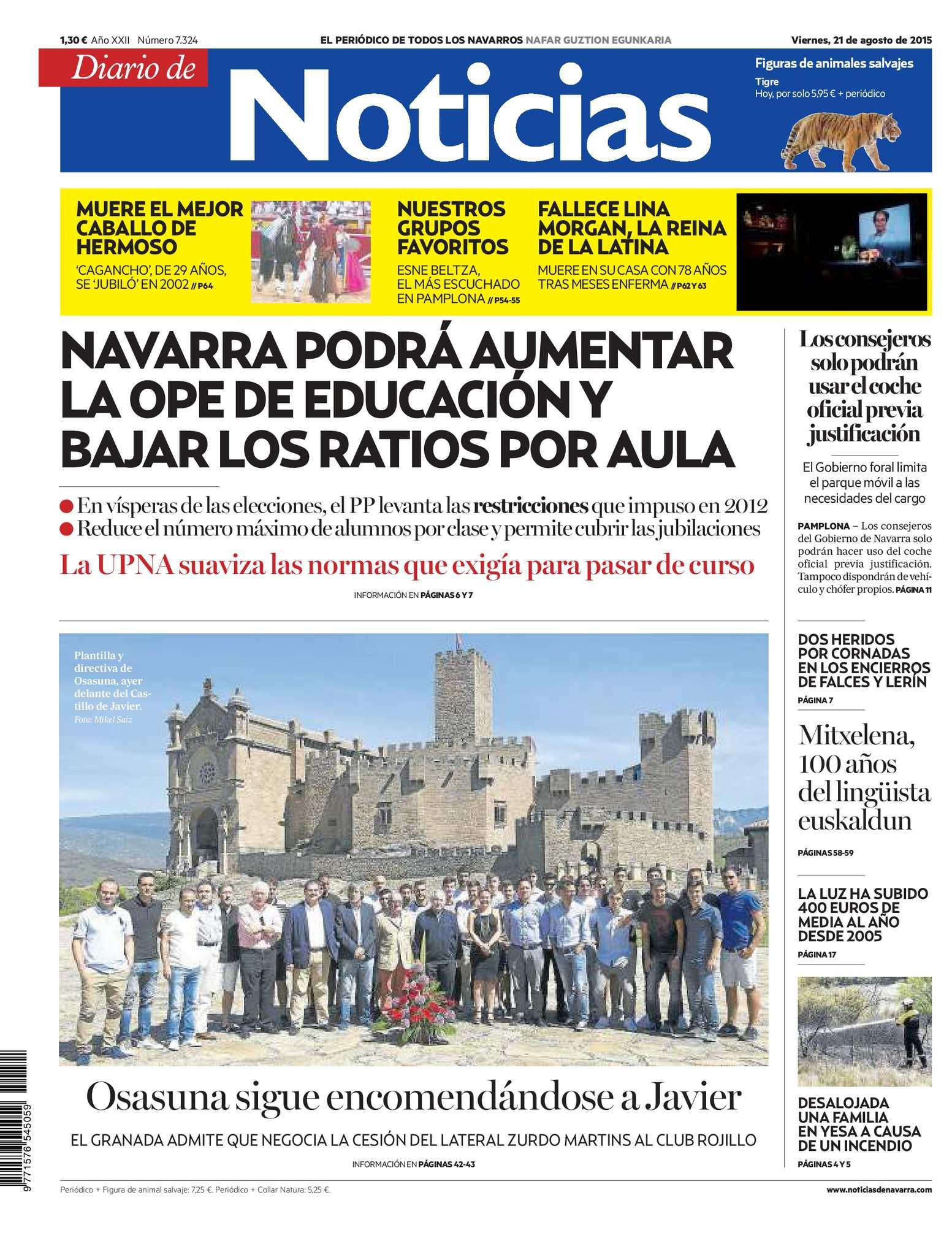 Calaméo - Diario de Noticias 20150821 752c20b8a8a3