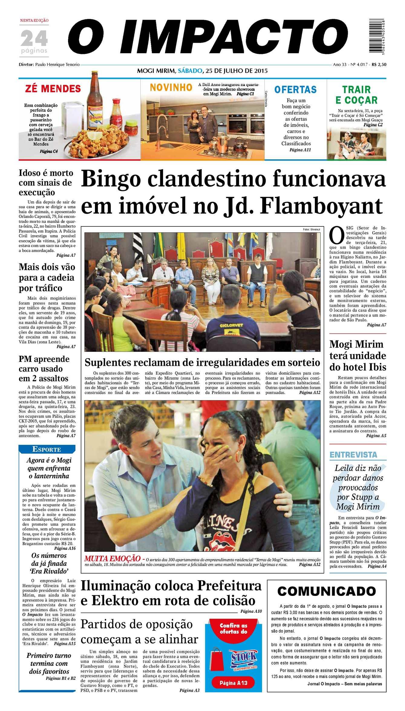 Calaméo - Edição 25-07-15 f9a54f5678e0a