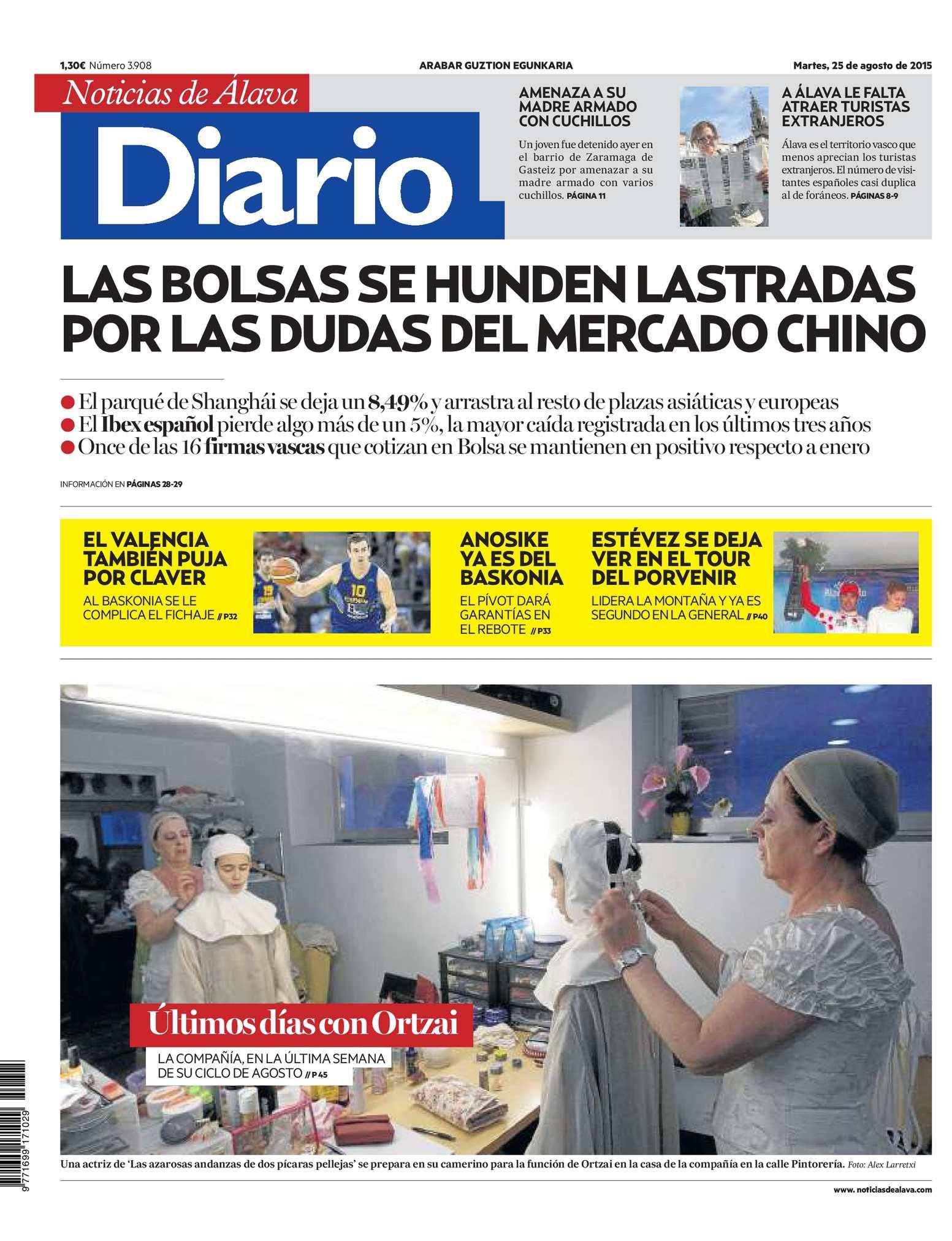 quality design f9813 e67e0 Calaméo - Diario de Noticias de Álava 20150825