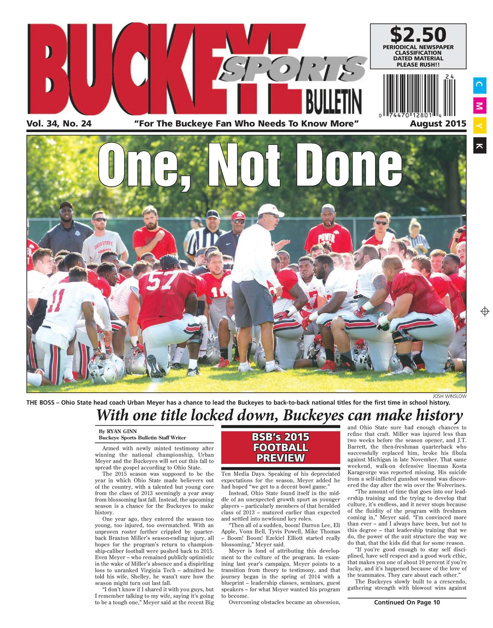 Calaméo - Buckeye Sports Bulletin September e594c0452