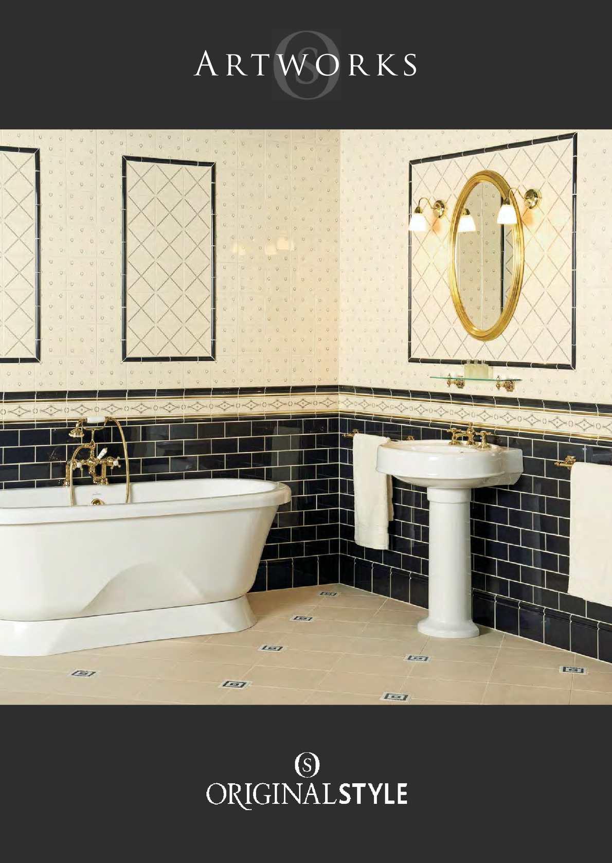 Nettoyage Carrelage Avec Relief calaméo - original style artworks brochure