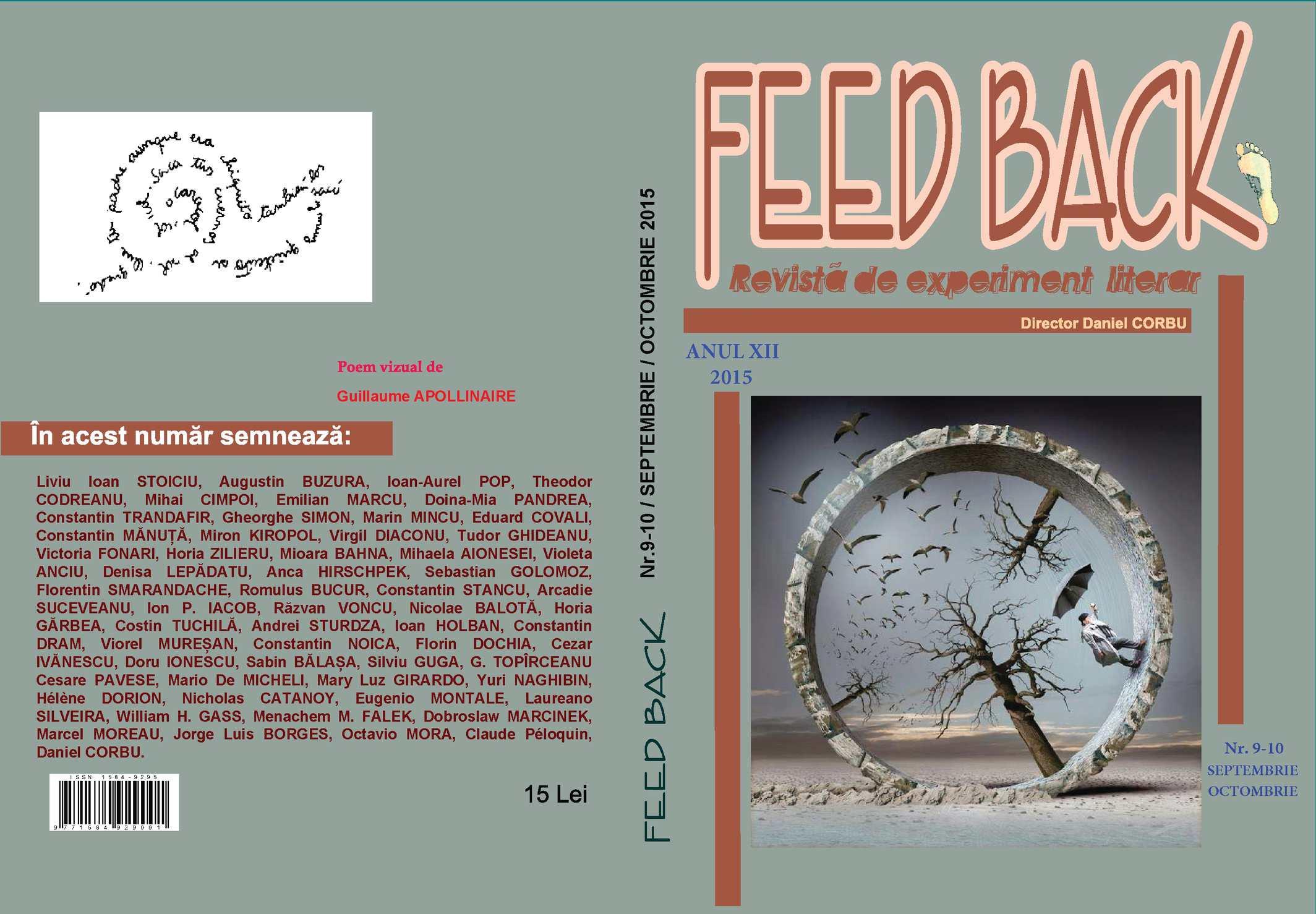 arătos selecție premium data eliberării Calaméo - Revista Feed Back, Nr 9 10, 2015