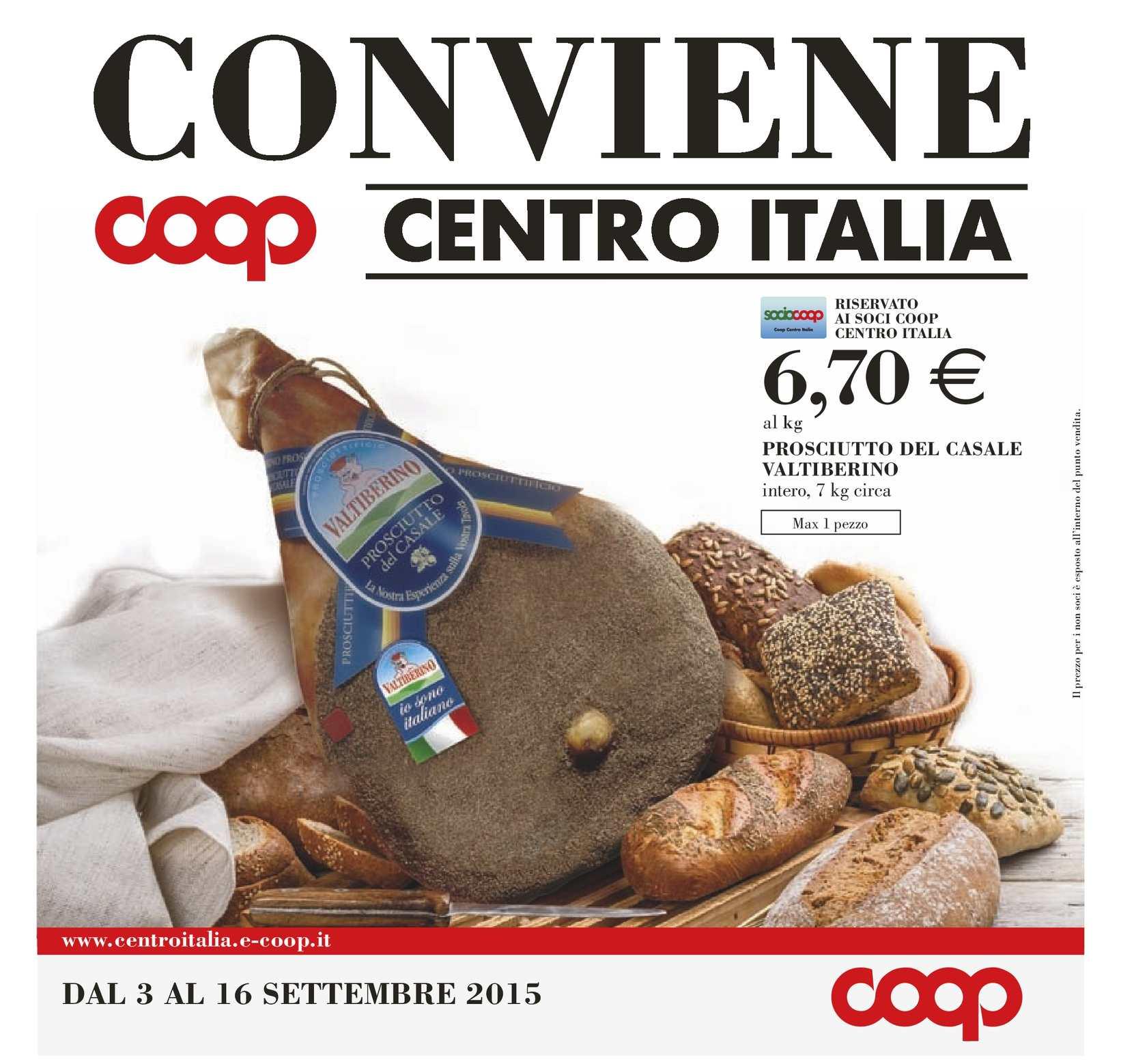16 Calaméo Al Dal 3 Coop Umbria Volantino Settembre 88wv1Y 4c0aabdb584