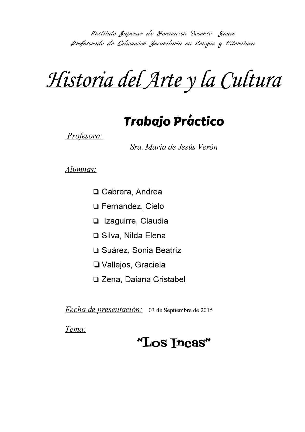 Calaméo Incas