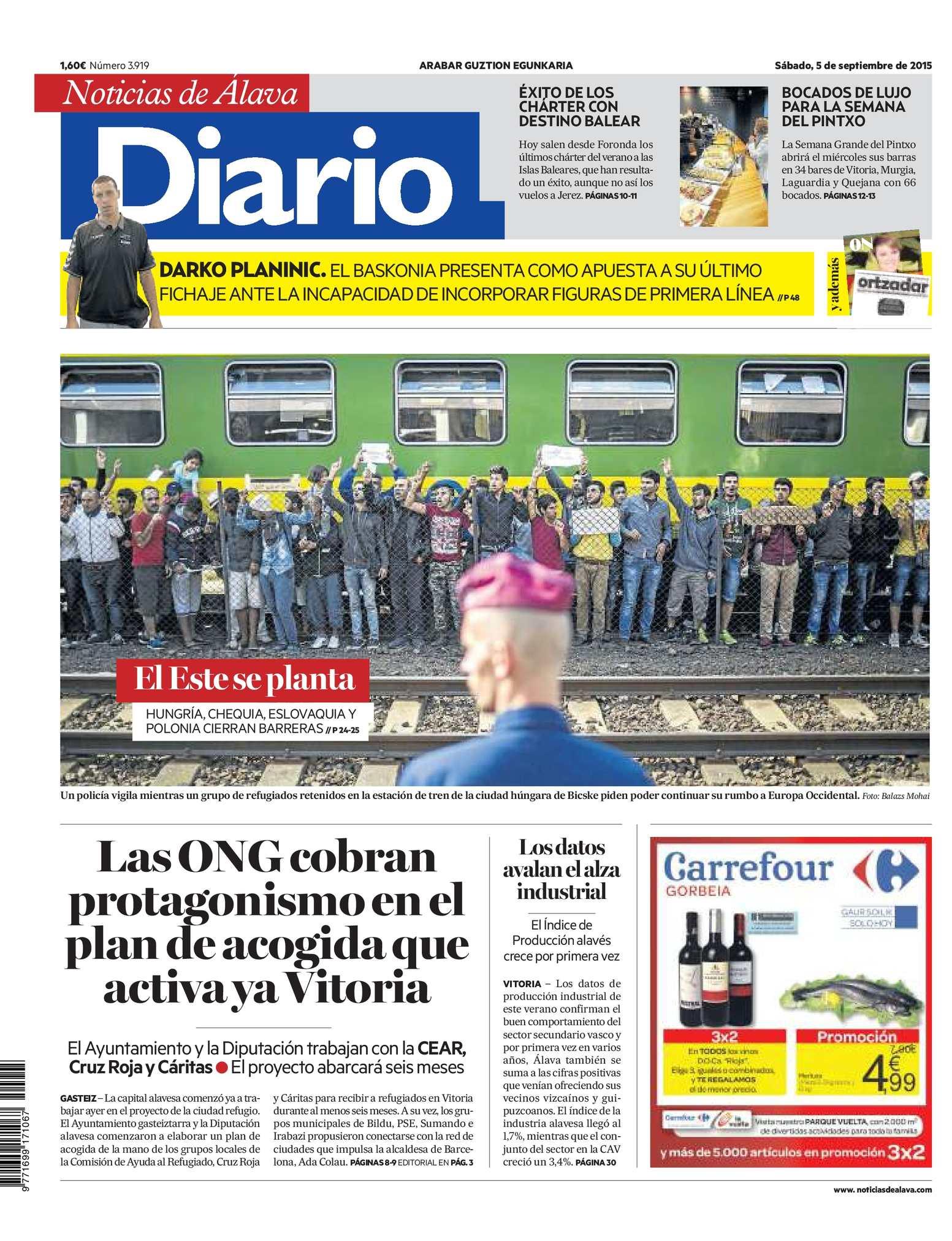 Diario Noticias 20150905 Calaméo De Álava xodWQCBre