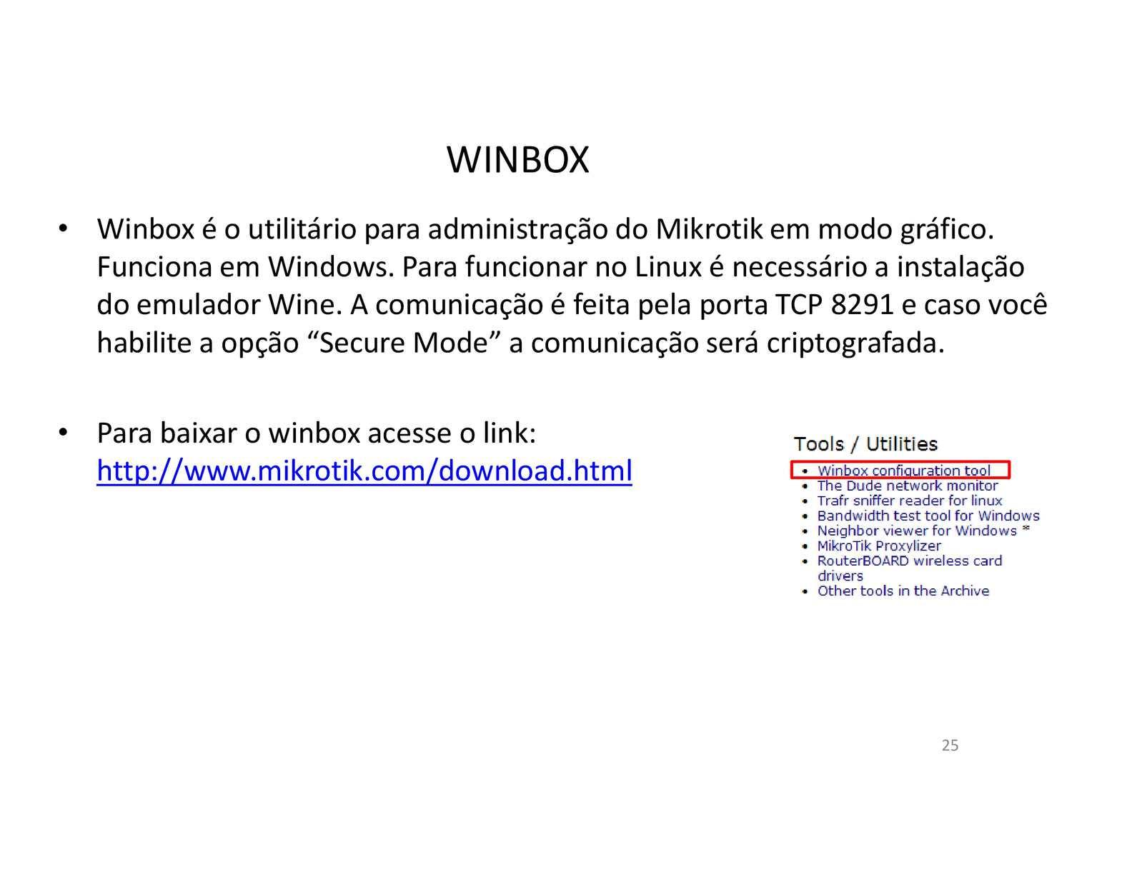 Treinamento Mikrotik Mtcna - CALAMEO Downloader