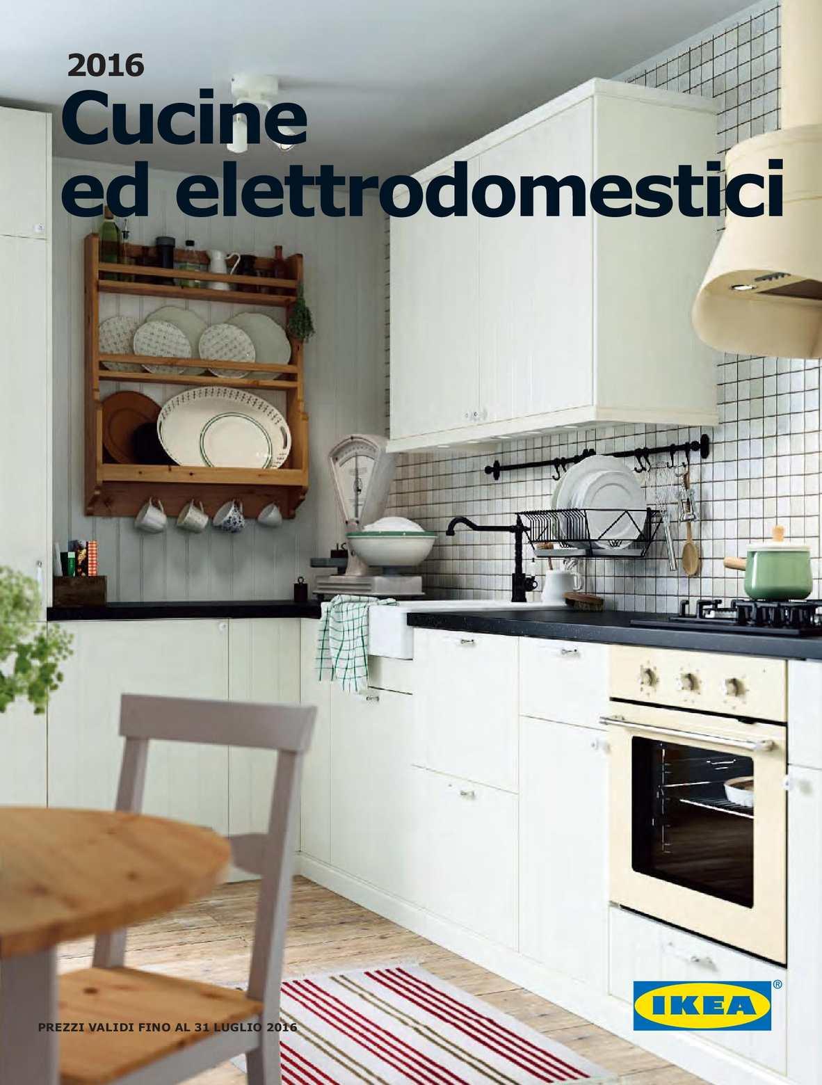 Misure Cucine Componibili Ikea.Calameo Volantino Ikea Cucine