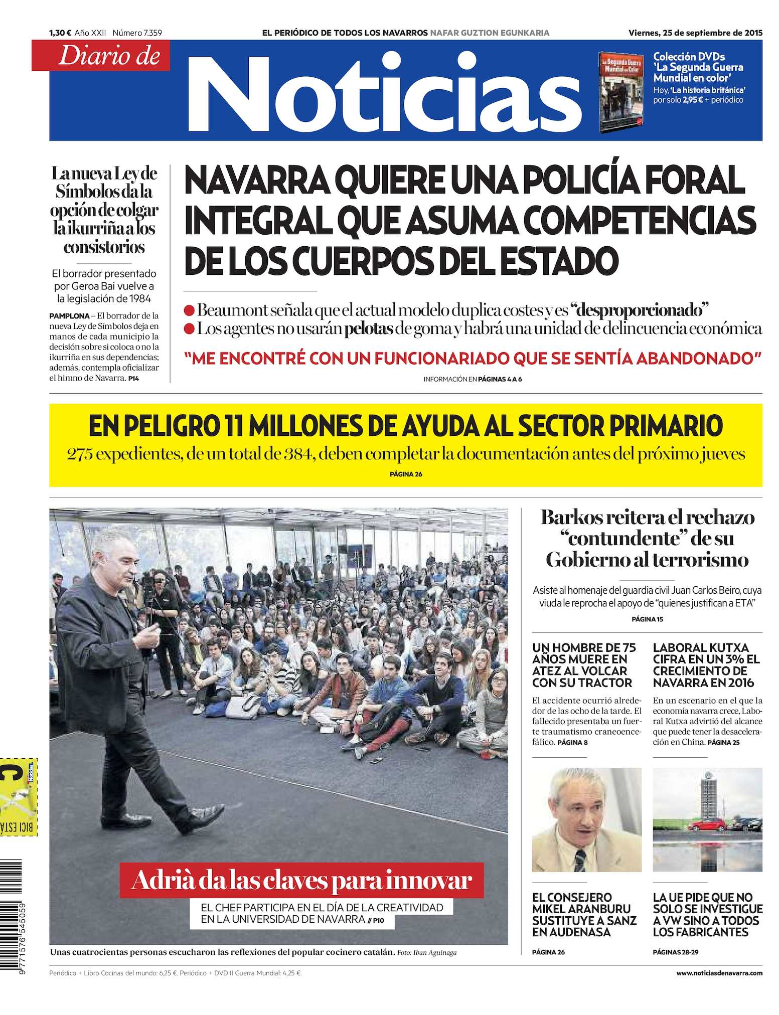 Canales Porno Baile Striptis En Barcelona calaméo - diario de noticias 20150925