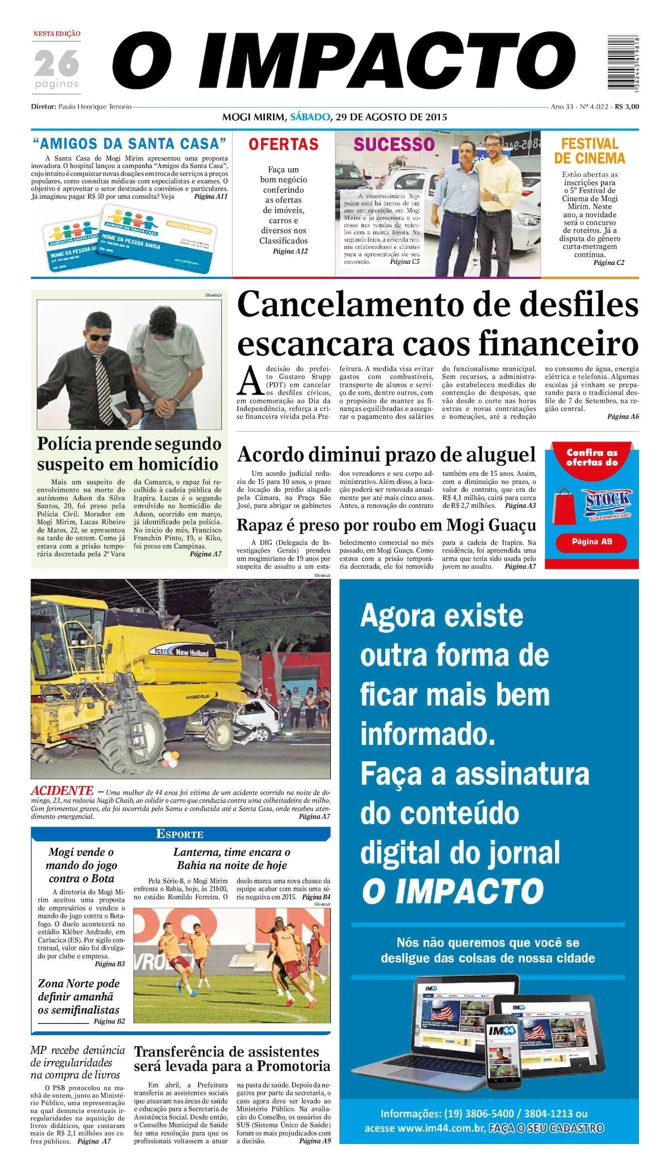 Calaméo - Edição 29-08-15 db648d746e