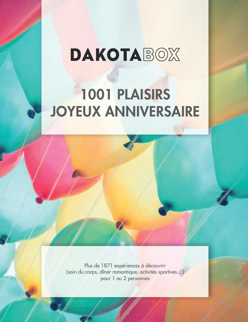 Calaméo - DAKOTABOX - 1001 Plaisirs Joyeux anniversaire V1 62a345c0e08