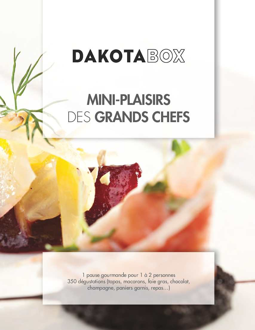 34f51bb7d16cff Calaméo - DAKOTABOX - Mini plaisirs des grands chefs V1
