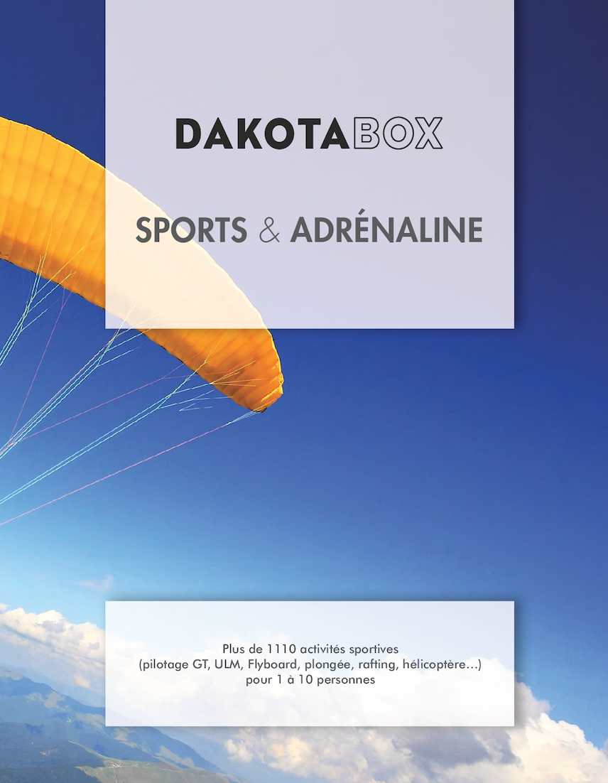 Calaméo   DAKOTABOX   Sport & adrenaline V8