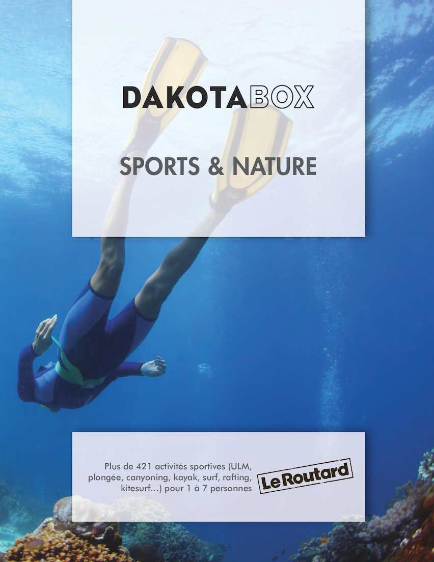 Calaméo   DAKOTABOX   Sport & nature V8