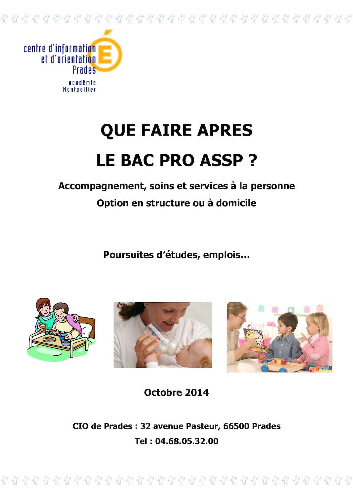 Calaméo Apres Bac Pro Assp Maj Oct 2014 1