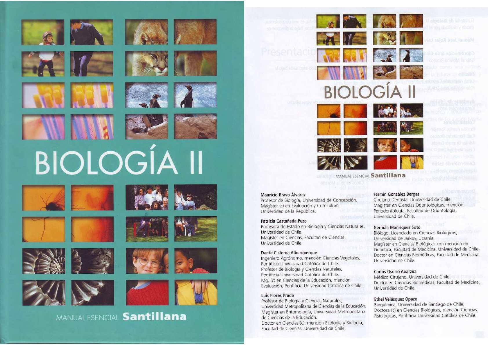Biología Ii; Editorial Santillana   CALAMEO Downloader