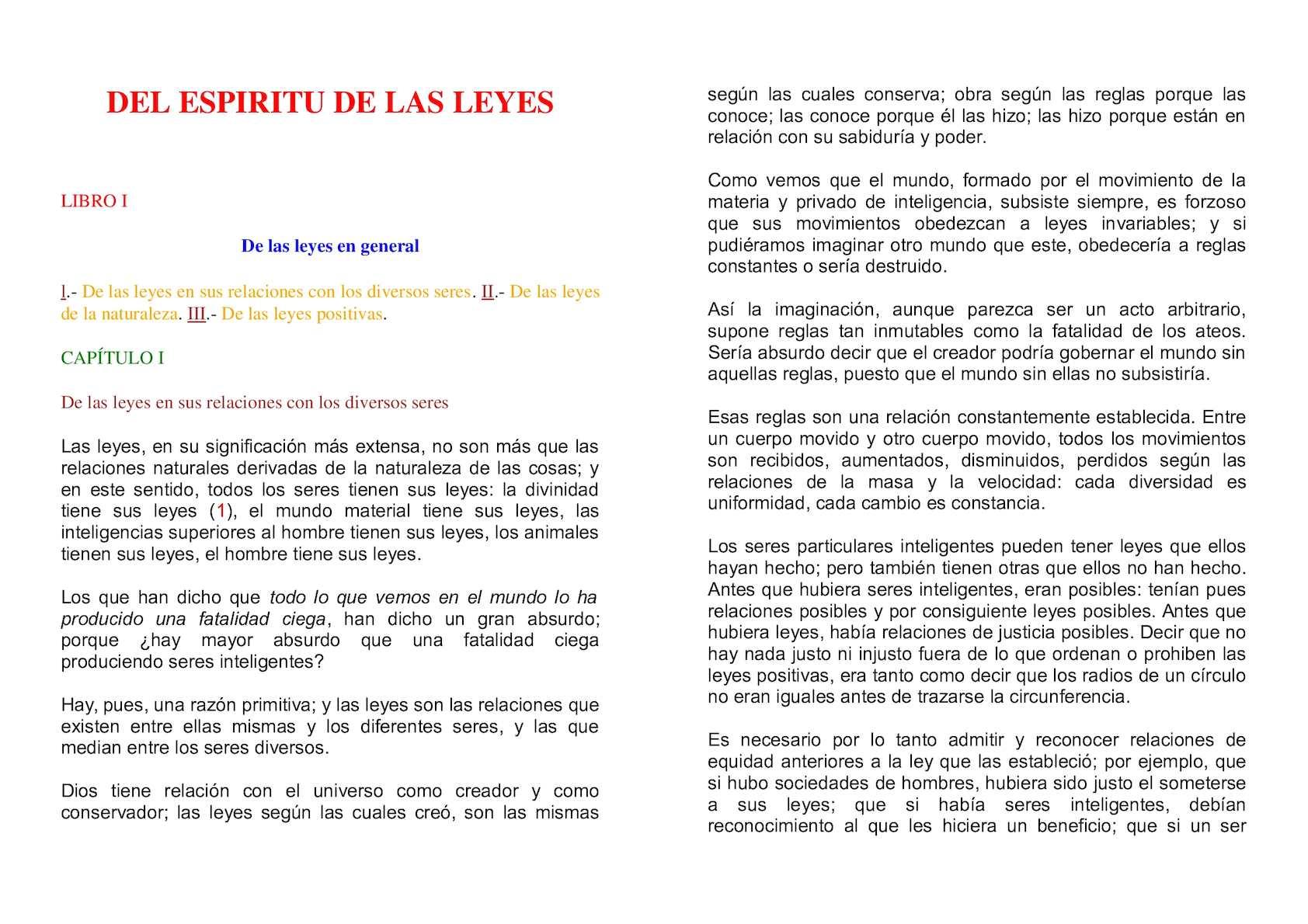 Calaméo - DEL ESPIRITU DE LAS LEYES . d18d9b5a61f6