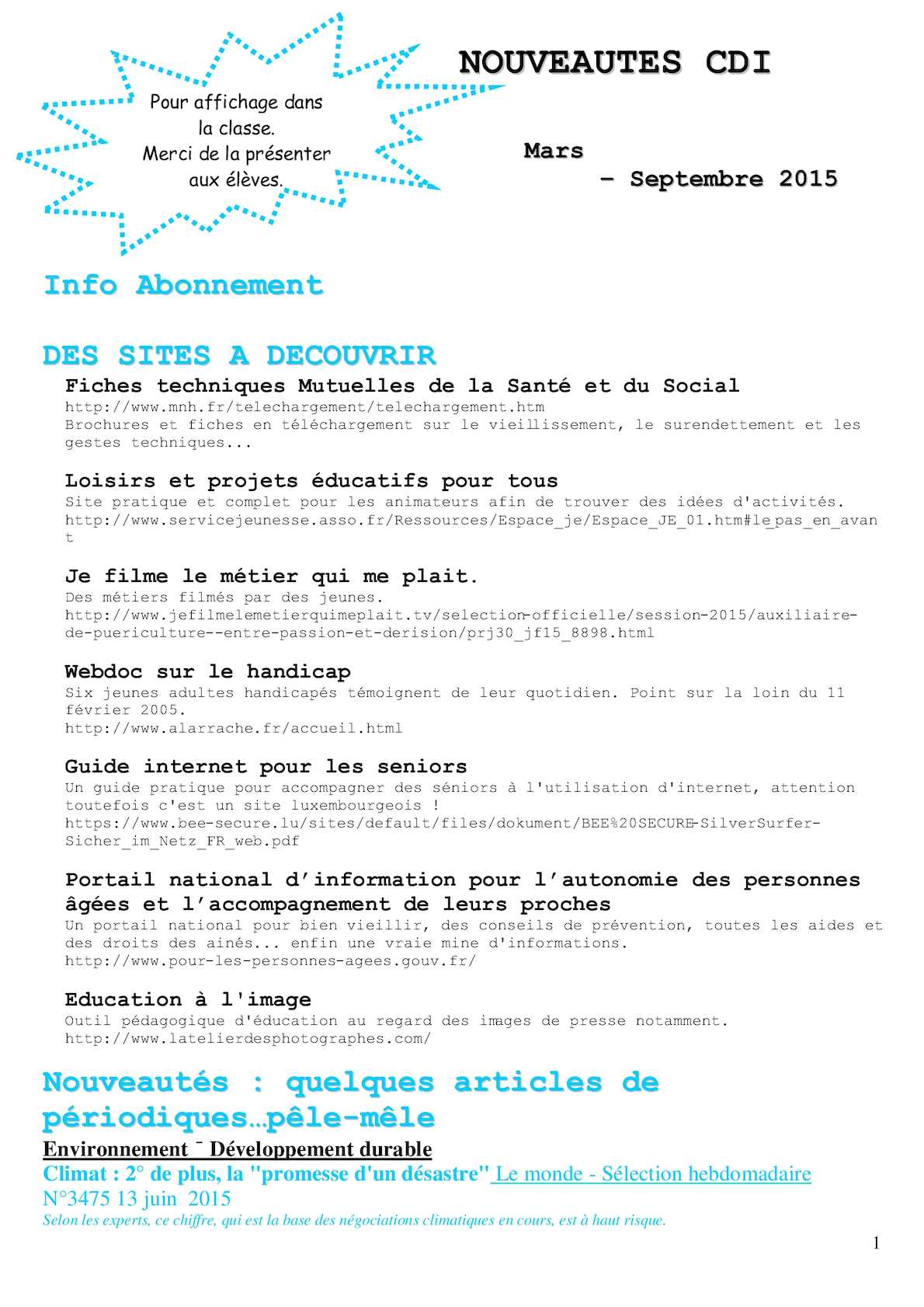 Doc Lettre De Motivation Stage 2nd Assp En Creche