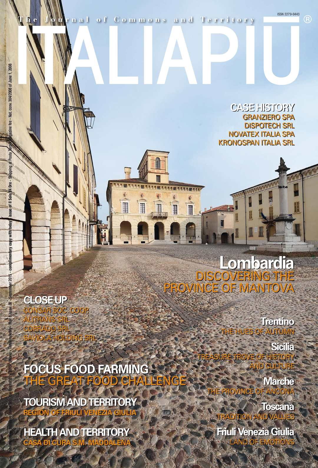 Calameo Italia Piu September 2015